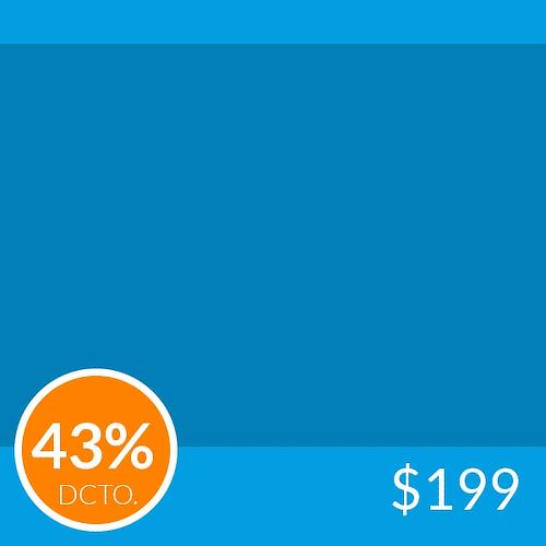 6 Chelas de Barril + Alitas Boneless 43% Polanco