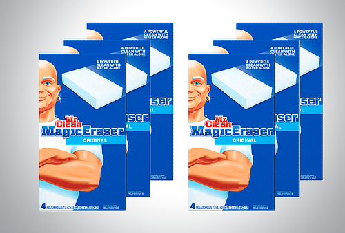 1 Pack de 3 MR CLEAN MAGIC ERASER + Regalo