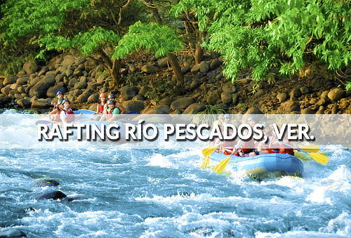 Jalcomulco, Aventura Sin Límite ¡Divertido descenso en Río!