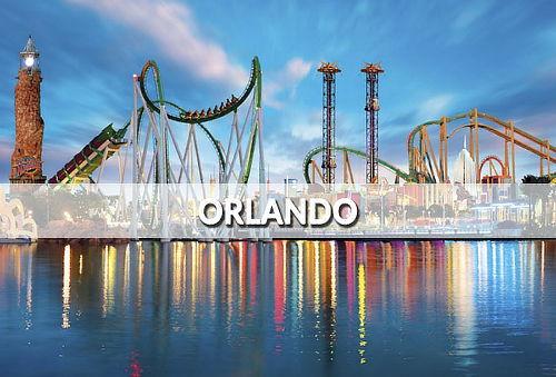 ¡Vive la Magia inolvidable de Orlando, 5Días/4Noches!