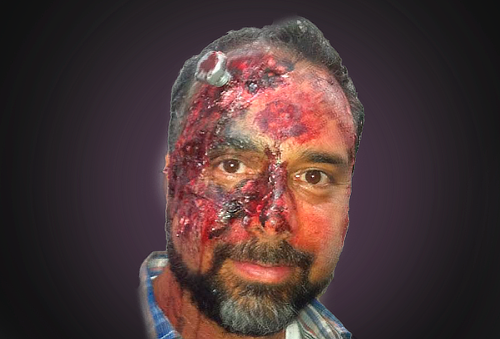 Maquillaje de Halloween ¡Luce terrorífico!