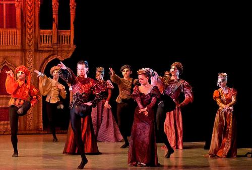 Russian State Ballet Romeo y Julieta ¡SÓLO 22 Y 23 OCTUBRE!