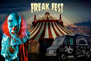 FREAK FEST ¡Festival de Terror! SUPER OFERTA
