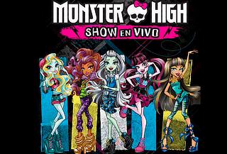 Monster High ¡El show en Vivo!