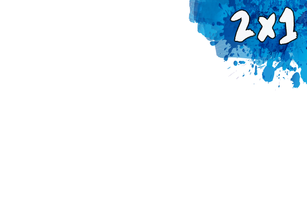 Azul Doble