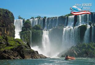 Iguazú para 2 - 05 días / 04 Noches