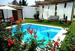 Villa Loka Bungalows & Lounge Cieneguilla para 02 - 35%