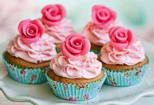 Clases de Cupcakes Vintage