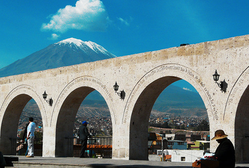 Arequipa y Colca 04D/03N