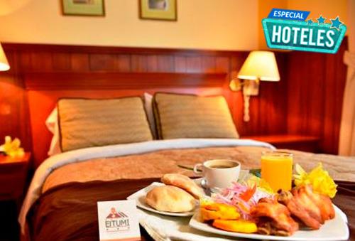 ¡Increíble! Hotel El Tumi en Huaraz para 2