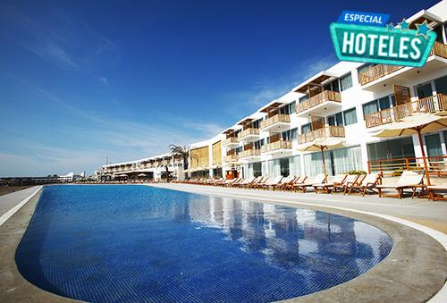 Paracas para 02 con Vista al Mar en Hotel San Agustín 40%