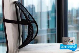 Cojín Masajeador + Bolas Antiestrés y Arco Regulador 58%
