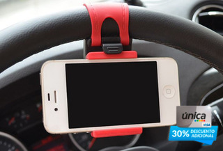 Holder o Sujetador de Celular para Auto