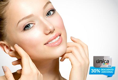 Antiacne con Dermoabrasión y Peeling 83%