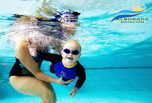 Clases de nataci n en alborada club for Clases de natacion df