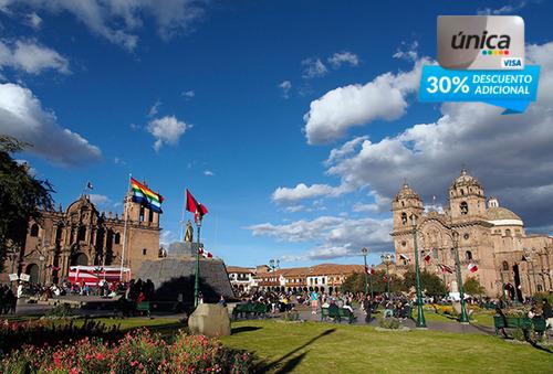 Cusco y Machu Picchu: Alojamiento + Tours + Entradas y Más