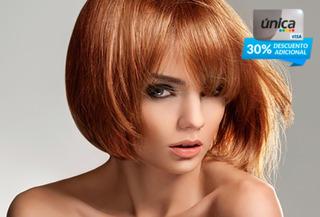 ¡Cambio de Look! Tinte + Depilación Ceja y Bozo y Más 83%