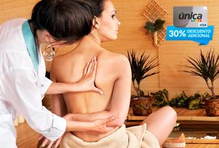 ¡Cuerpo Relajado! Masaje Shiatzu + Reflexología y Más 72%