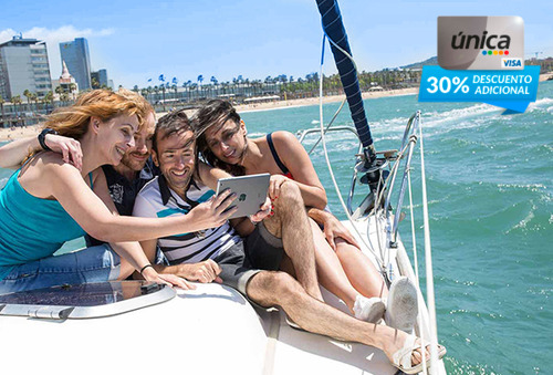 Paseo en Velero para 04 - SAIL NOW 37%