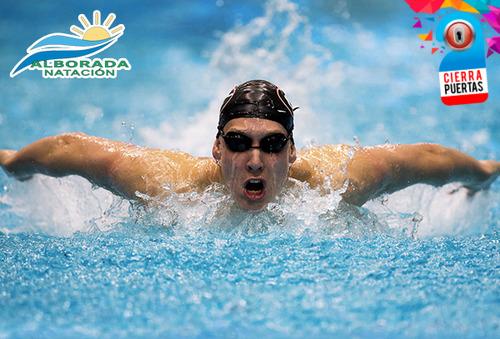 Clases de nataci n en alborada club surco for Clases de natacion df