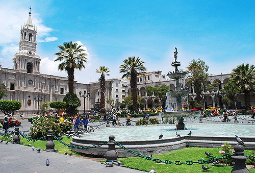 ¡FERIADO APEC! Arequipa y Colca 4D/3N - Kadi Tours 50%