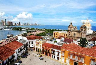 Cartagena 04D/03N Para DOS - Aéreo + Alojamiento y Más