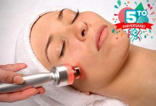 Tratamiento Facial Peeling con Puntas de Diamante 70%