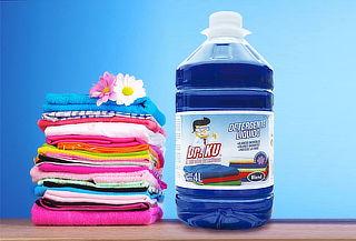 Detergente Liquido para Ropa 4L. Dr. Ku