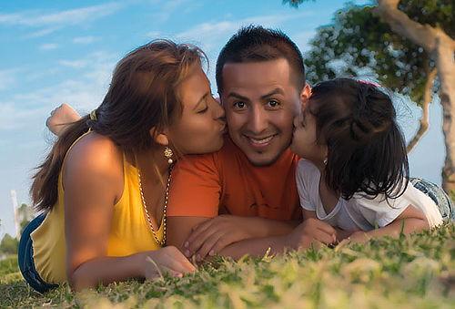 Sesión Fotográfica: Pareja, Embarazadas, Niños en Exteriores