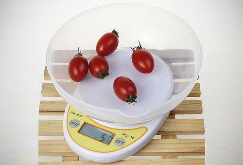 Balanza Digital para Cocina - Dekor Time