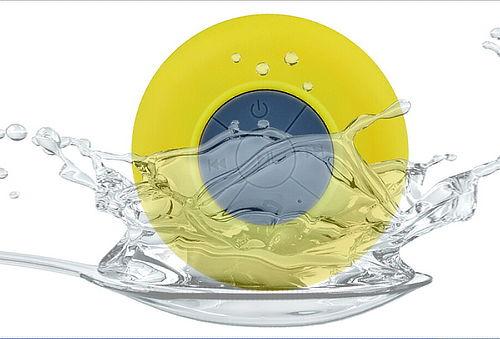 ¡Canta en la Ducha! Parlante Bluetooth Resistente al Agua