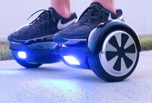 ¡Velocidad y Diversión Juntos! Scooter Balance Wheel