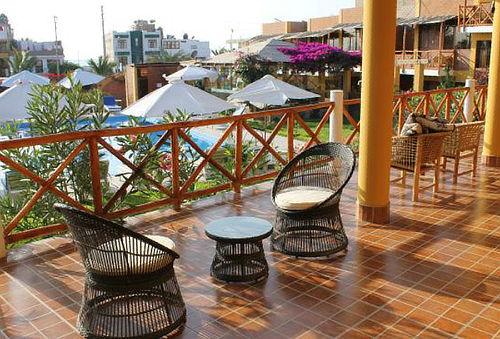 ¡FERIADO APEC! Hotel Sunset + Tour Islas Ballestas