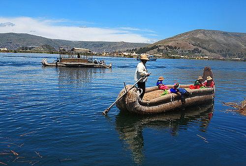 Full Day Lago Titicaca+Guiado+Alimentacion -Valido Feriados