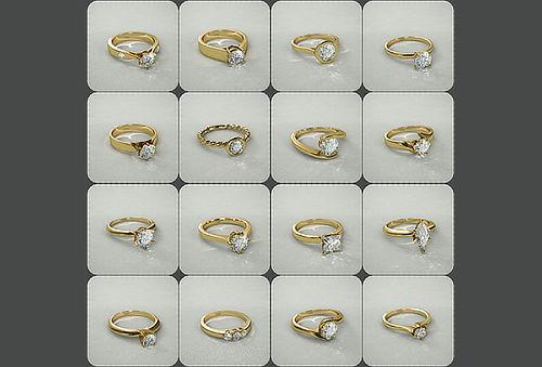 ¡Sorprendela! Anillo de Compromiso - International Diamonds
