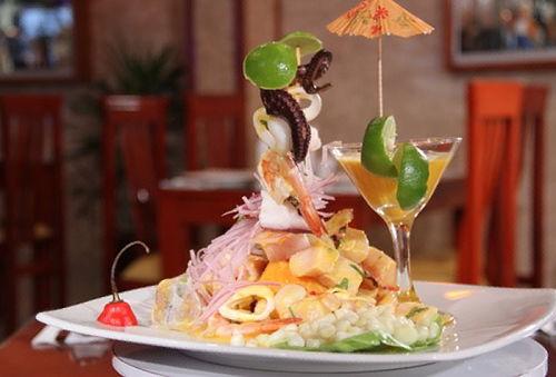 ¡Sabor Peruano! Ceviche + Leche de Tigre en Don Pasculi´s