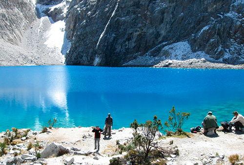 ¡Huaraz! Alojamiento + Desayunos + Excursiones