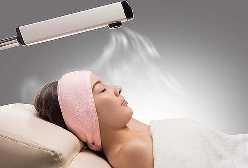 Limpieza Facial con Vapor Ozono + Ampolla de Azuleno y Más