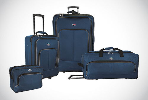 Set de 4 Piezas AT New Bari by Samsonite 40%