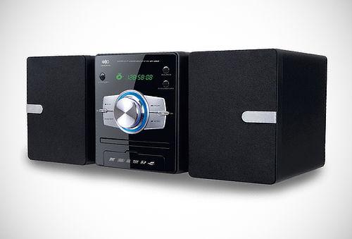 ¡El Micro Componente Definitivo! Reproduce DVD y Más