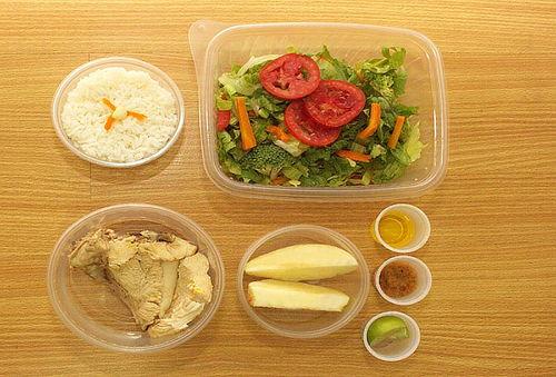 ¡Riquísimo! Almuerzos Dietéticos por 1 Mes + Consulta