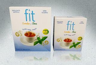 ¡Sabor y Salud! Endulzante Dietético FIT Cero Calorías
