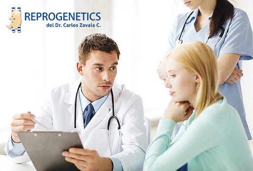 Chequeo Ginecológico en Reprogenetics 89%
