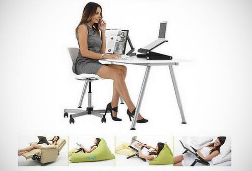 Mesa Cooler para Laptop Regulable