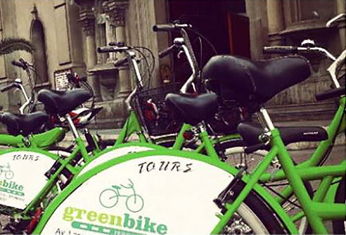 3 horas o Full Day de Alquiler de Bicicleta - Green Bike