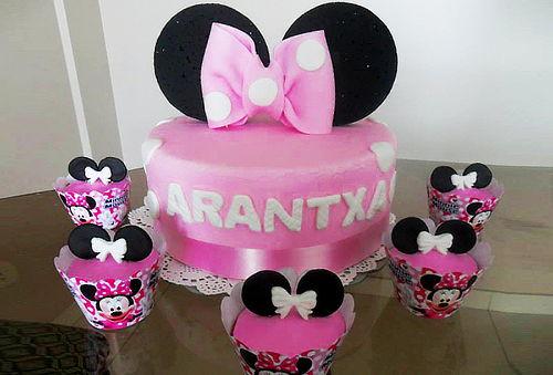 CANDY BAR Personalizado: Torta + Cupcakes + Paletas y Más