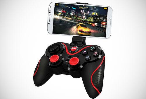 Joystick Bluetooth para Smartphone o Iphone + Sujetador