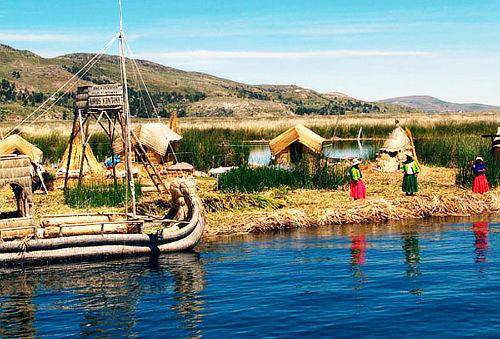 Full Day Lago Titicaca + Guiado + Alimentación
