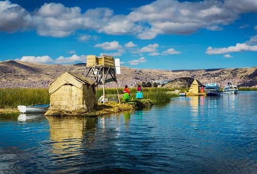 4D/03N Puno + Lago Titicaca - Alojamiento - Feriado APEC