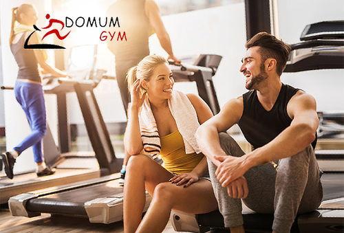 ¡No lo Dejes Pasar! Membresia de 1 o 2 Meses en Domum Gym